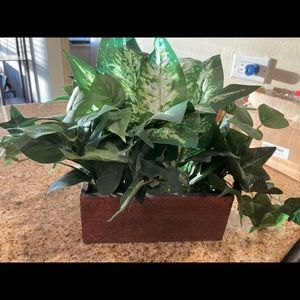 Homegoods Faux Plant Arrangement